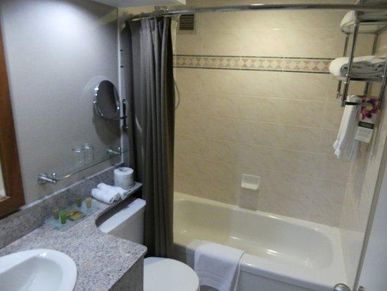 International Hotel and Spa Calgary: Bathroom - Room 2901