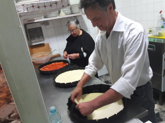 Ferrandina, Ιταλία: Pizzeria Da Vincenzo Di Montefinese Francesco