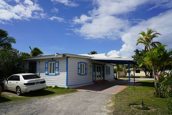 Anguilla Great House Beach Resort : Reception area