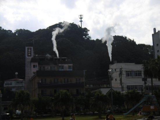 Obama Onsen: 小浜温泉風景