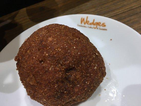 Olton, UK: Tastes home-made