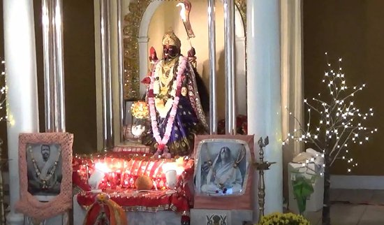 Columbia, MD: The idol of Ma Kali in WKT