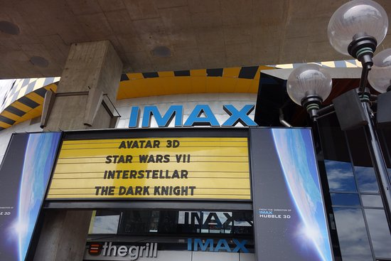 IMAX Theatre Sydney: Movies on the final days