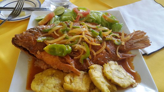 Au Coin des Artistes: Creole Fish