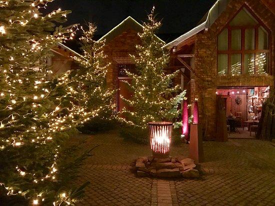 Bornheim, Γερμανία: Cher`s Weihnachtsdeko