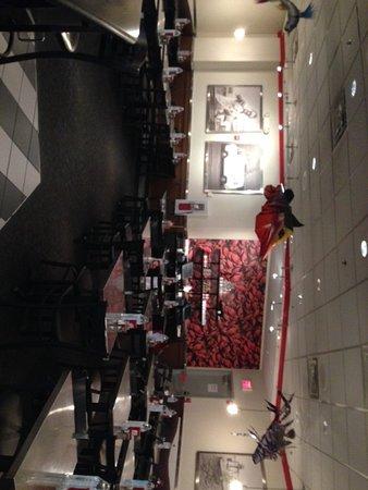 Glen Burnie, MD: Seating area