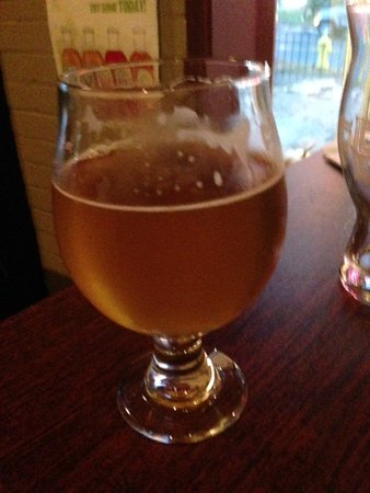 Fairport Brewing Company: The Eyes of Calypso IPA