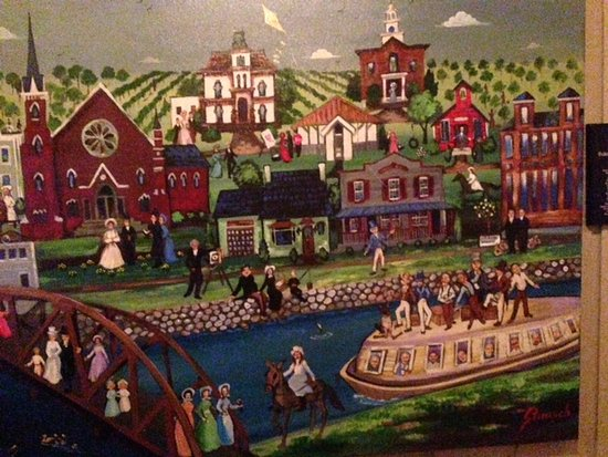Fairport Brewing Company: Fairport Art