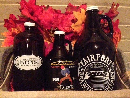 Fairport Brewing Company: Gifts!