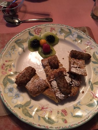 Greystone Bed & Breakfast: French Toast