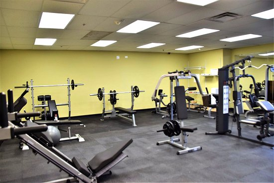 Coldwater, MI : Gym