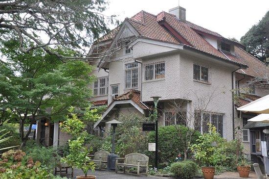 Ishigamagadenterasu: 石窯ガーデンテラス/当時、貴族院議員・犬塚勝太郎氏の自宅でした