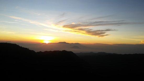 Tengger Caldera, Indonesia: Sunrise view from Penanjakan Mt.
