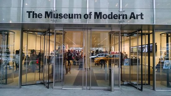 entrance picture of the museum of modern art moma new york city tripadvisor. Black Bedroom Furniture Sets. Home Design Ideas