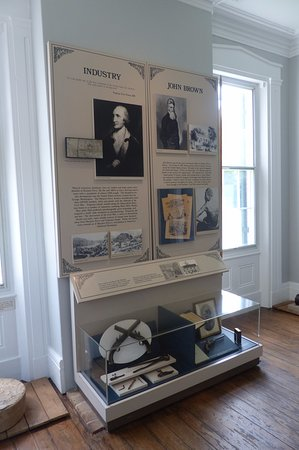 Visitor Centre - exhibition on the history of Harpers Ferry (2)