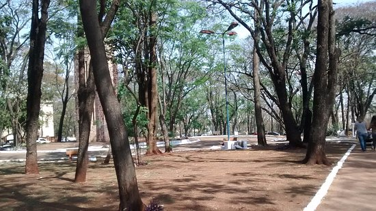 Morro de Sao Bento Park