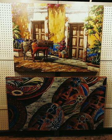 San Jose del Cabo, Mexico: Art Walk at Gallery District SJC