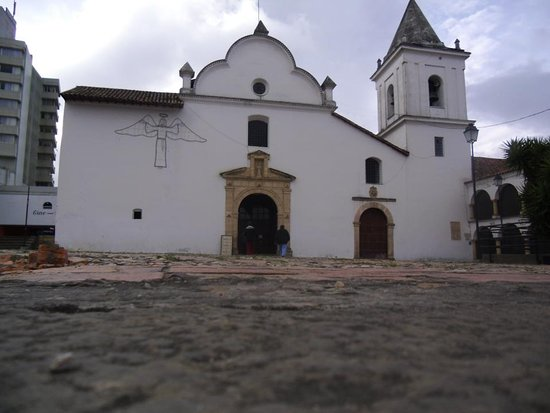 Exterior Picture Of Iglesia De San Francisco Tunja