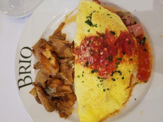 BRIO Tuscan Grille : 20161126_125230_large.jpg