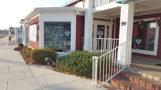Bethany Beach Books: Book store