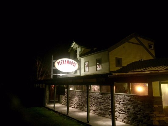 Big Indian, NY: Warmth on a wintry night