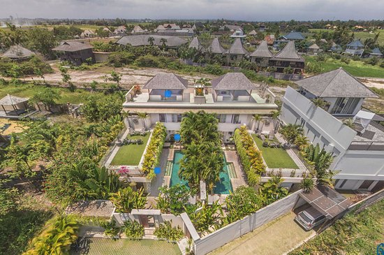 Pantai Indah Villas Bali Photo