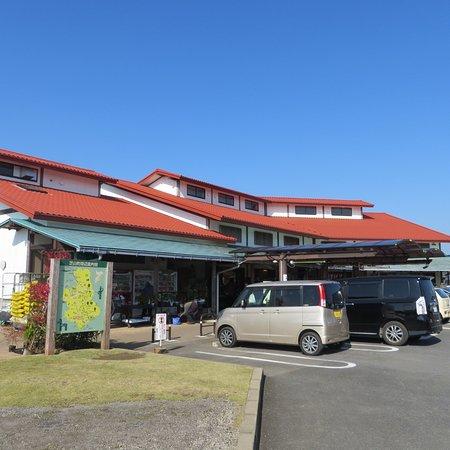 Shibayama-machi, Japan: 道の駅の外観