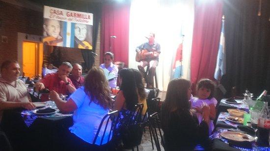 La Banda, Argentina: Noches de Folklore
