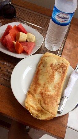 Swan Inn: Breakfast