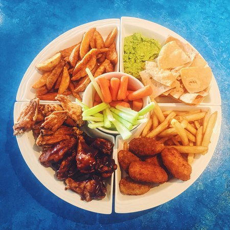 Los Barriles, Messico: Combo plate!