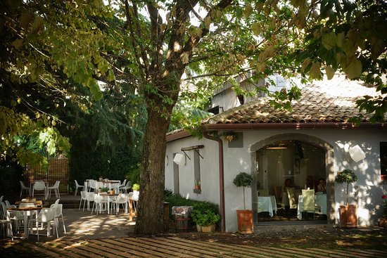 Wine Resort Villagrande: Where dinners and breakfast are served