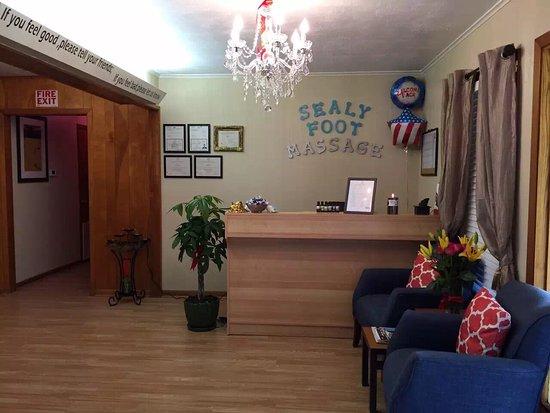 Sealy Foot Massage