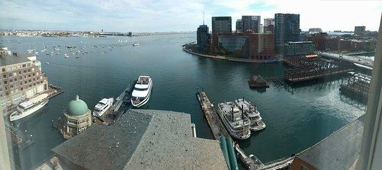 보스턴 하버 호텔 사진