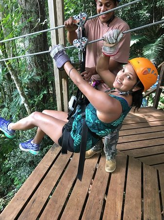 Discovery Expeditions San Pedro - Day Tours: Ziplining