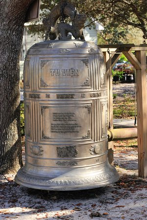Mims, Floride : The bell