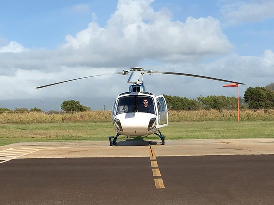 Photo4jpg  Picture Of Island Helicopters Kauai Lihue  TripAdvisor