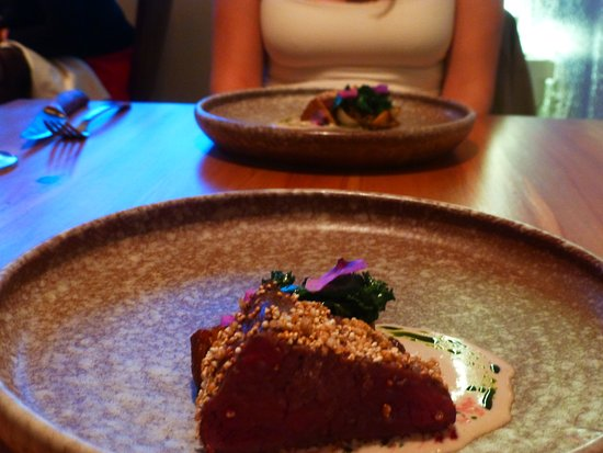 Lyttelton, Selandia Baru: Venison - Cooked to perfection