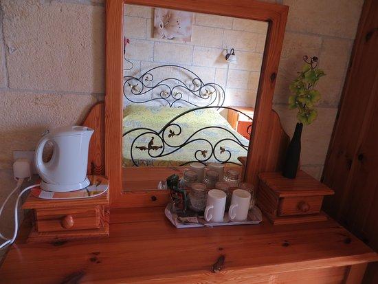 Шаре, Мальта: coffee/tea facilities