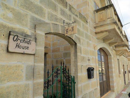 Шаре, Мальта: entrance