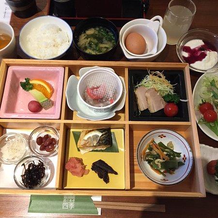 2日目の朝食 Picture Of Jr Kyushu Hotel Blossom Oita Oita