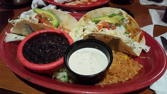 Lenexa, KS: Carne asada tacos.