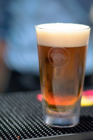 Surrey, Canadá: Craft beer