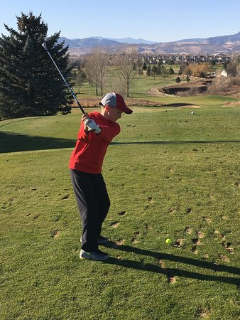 Southridge Golf Club: November 26 and great golf conditions