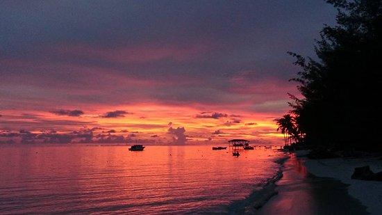 Pulau Mantanani Besar Photo