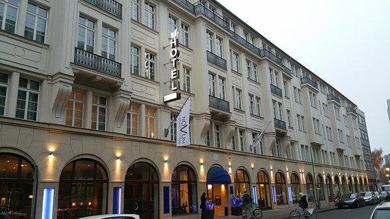 20161126 155820 Large Jpg Bild Von Select Hotel Berlin Checkpoint