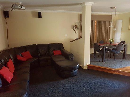 Joondalup, Australia: Theatre room