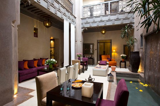 Riad Dar One: Patio Dar One