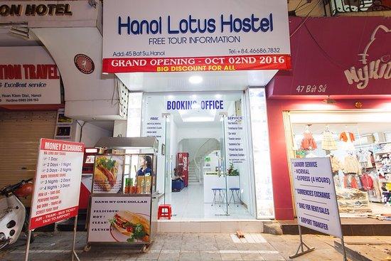 Hanoi Lotus Hostel