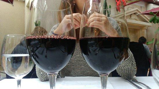 Margaux, Frankrike: Vin