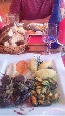 Port-Vendres, France : Nourriture de qualité, régal assuré !